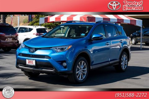 New 2018 Toyota RAV4 LTD