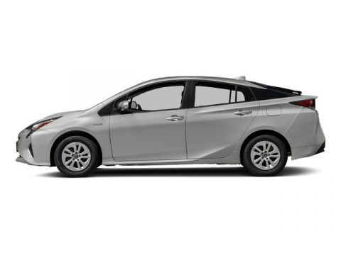 New 2018 Toyota Prius THREE With Navigation