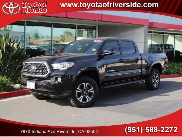 Certified Pre-Owned 2019 Toyota Tacoma TRD SPORT