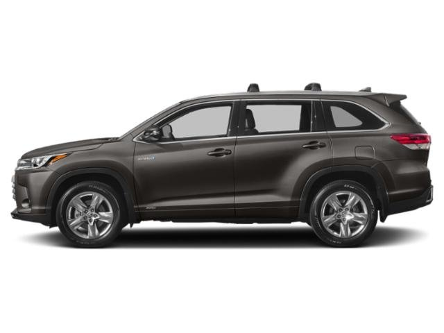 New 2019 Toyota Highlander HYBRID LTD