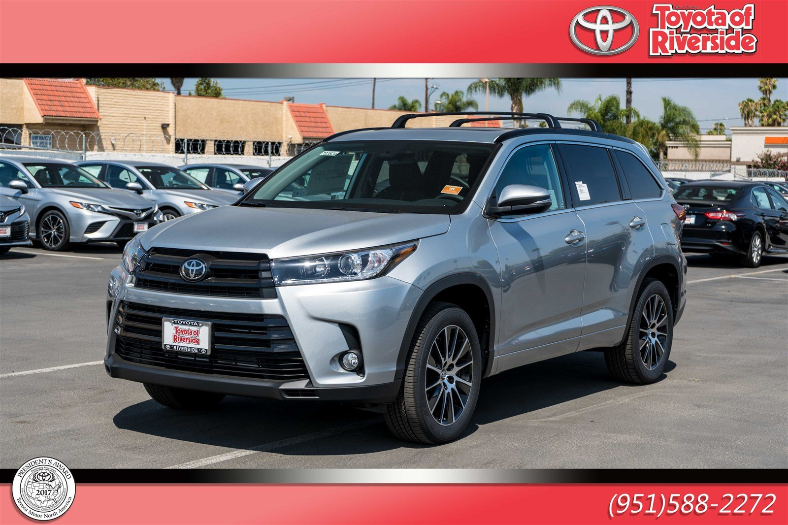 Toyota Highlander Owners Manual: Capacity and distribution