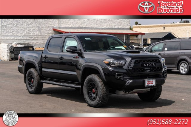 New 2019 Toyota Tacoma TRD PRO 4W 4WD Double Cab