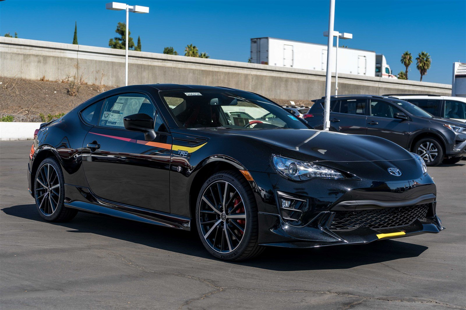 New 2019 Toyota 86 Trd Se 2dr Car In Riverside 00500238 Toyota Of