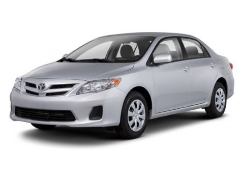 Certified Pre-Owned 2013 Toyota Corolla S