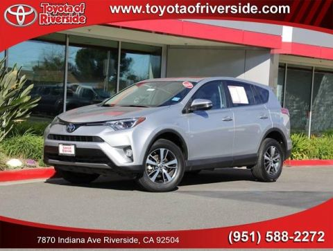 Certified Pre-Owned 2018 Toyota RAV4 XLE4X4