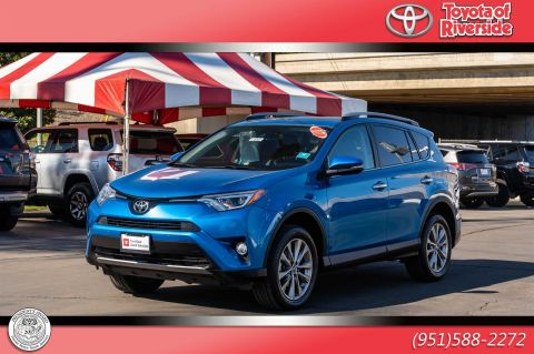 Certified Pre-Owned 2017 Toyota RAV4