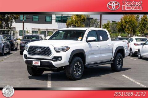 Pre-Owned 2019 Toyota Tacoma TRD OFF