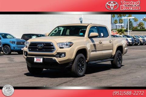New Toyota Tacoma in Riverside | Toyota of Riverside