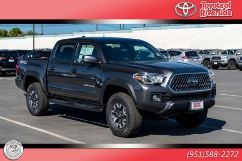 New 2019 Toyota Tacoma TRD OFF
