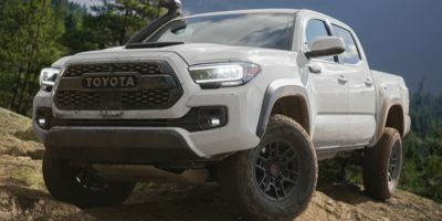 New 2020 Toyota Tacoma TRD OFF