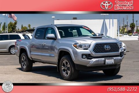 Pre-Owned 2019 Toyota Tacoma 4WD TRD SP
