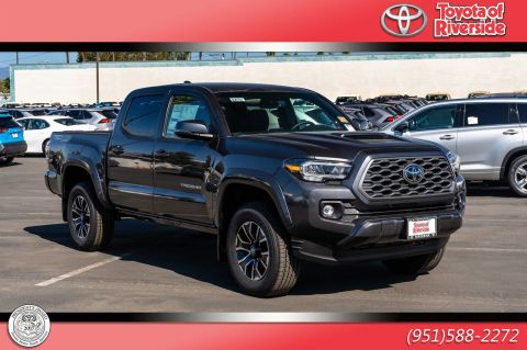 New 2020 Toyota Tacoma 4WD TRD SP