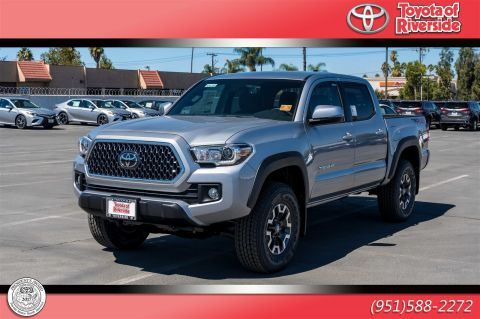 New 2019 Toyota Tacoma 4WD TRD OF