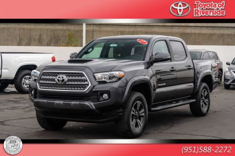 Certified Pre-Owned 2017 Toyota Tacoma 4WD TRD SP