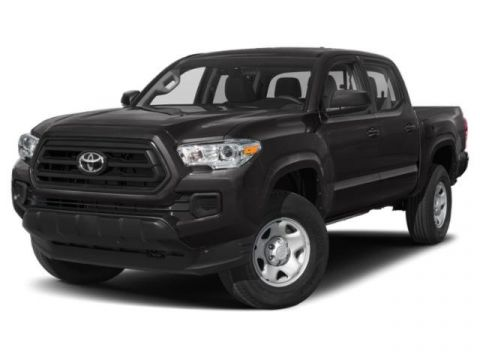 Pre-Owned 2020 Toyota Tacoma 4WD TRD OF