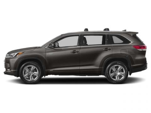 New 2019 Toyota Highlander HB LTD PLT