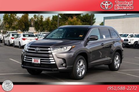 New 2019 Toyota Highlander 4WD LTD