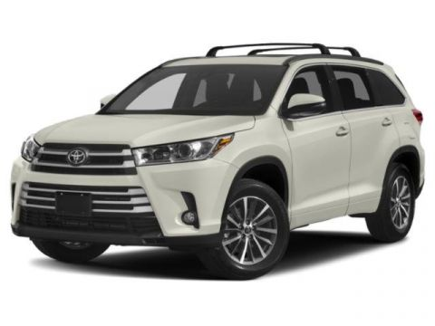 Pre-Owned 2019 Toyota Highlander XLE FWD