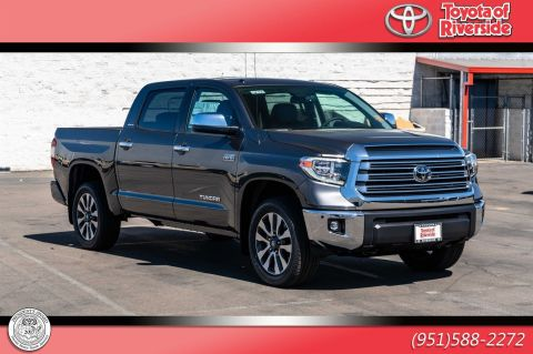 New 2019 Toyota Tundra 4X4 LTD