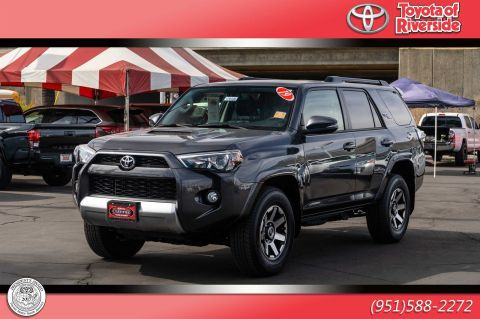 Certified Pre-Owned 2019 Toyota 4Runner TRD OFF